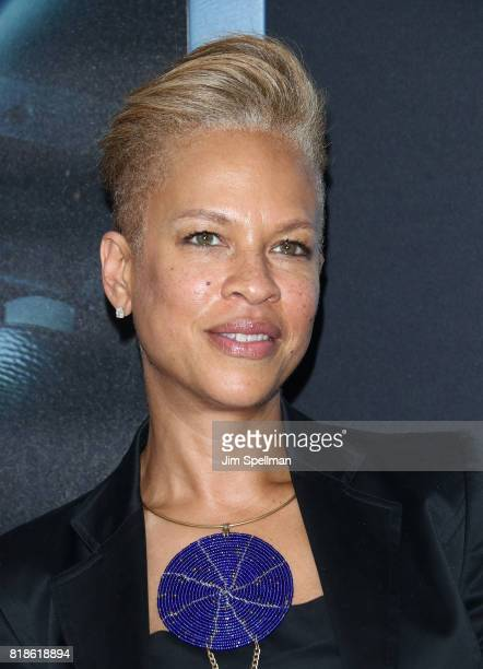 Tonya Lewis Lee attends the 'DUNKIRK' New York premiere at AMC Lincoln Square IMAX on July 18 2017 in New York City
