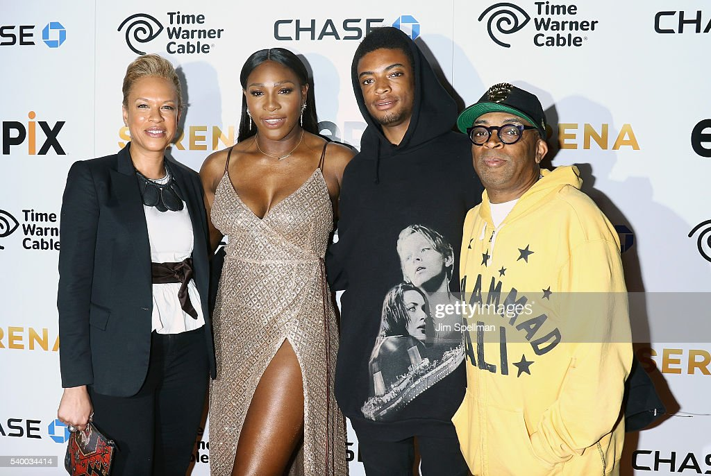 "The Premiere Of EPIX Original Documentary ""Serena"" - Arrivals"