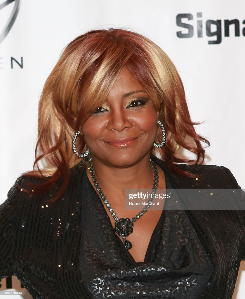 Tonya Pinkins attends the 'Old Hats' Opening Night at Signature Theatre Company's The Pershing Square Signature Center on March 4, 2013 in New York City.