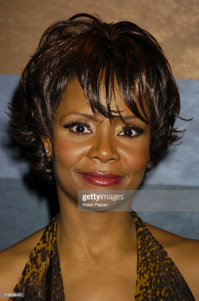 Tonya Pinkins during All My Childrens 35th Anniversary Celebration benefitting Broadway Cares Equity Fights Aids at The Rainbow Room in New York City, United States.
