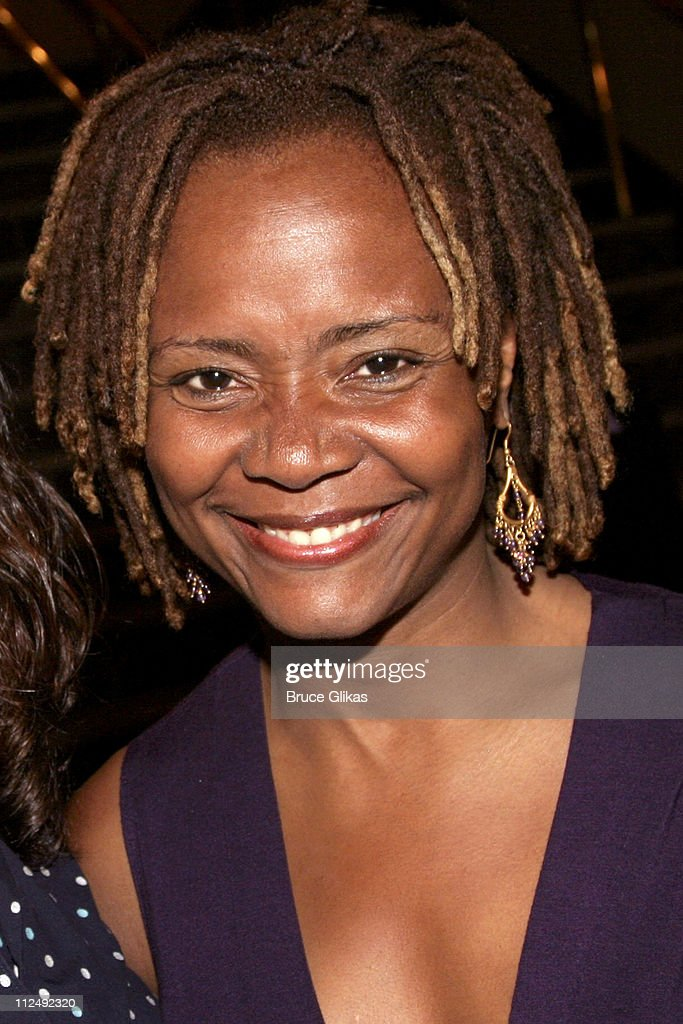 Tonya Pinkins during Blair Underwood Stars in Encore's Production of 'Purlie' on Broadway - March 30, 2005 at City Center in New York City, New York, United States.
