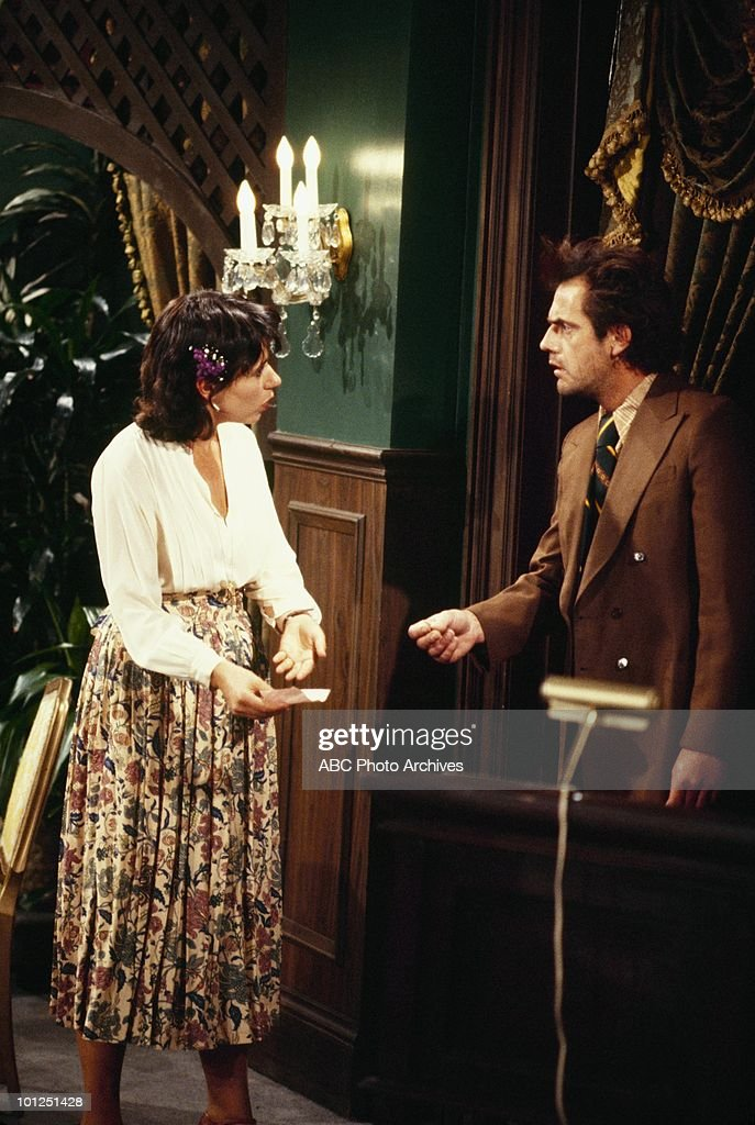 TAXI - 'Tony's Sister And Jim' which aired on November 26, 1980. (Photo by ABC Photo Archives/ABC via Getty Images) JULIE