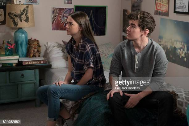 THE FOSTERS 'Too Fast Too Furious' Callie and Aaron discuss taking their relationship to the next level Mariana finds fulfillment training with the...
