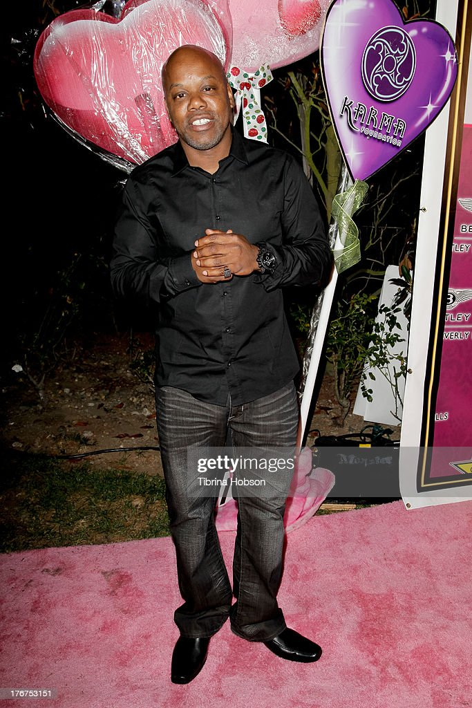 Too $hort attends the 8th annual Kandyland on August 17, 2013 in Beverly Hills, California.