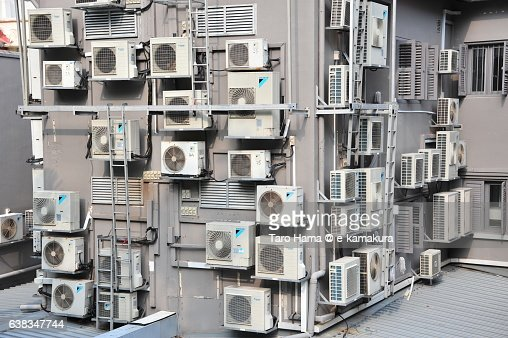 Too many air conditioners in Singapore