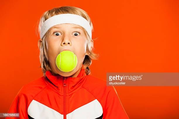 Too Much Tennis