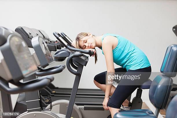 Vous êtes trop fatigué de remise en forme