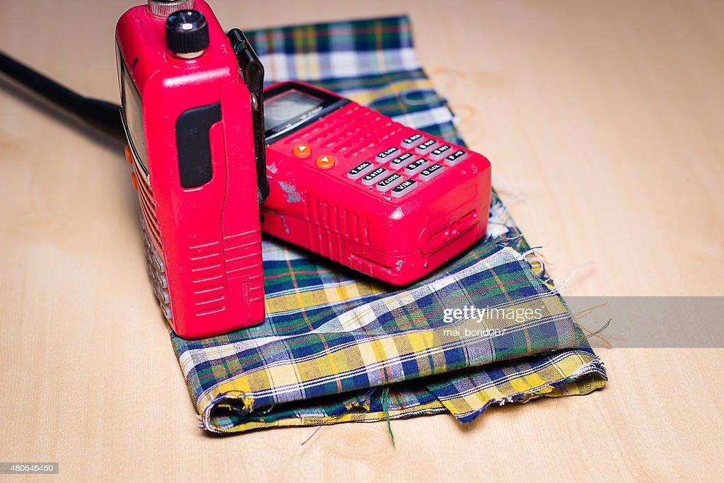 Strumenti è comunicazione : Foto stock