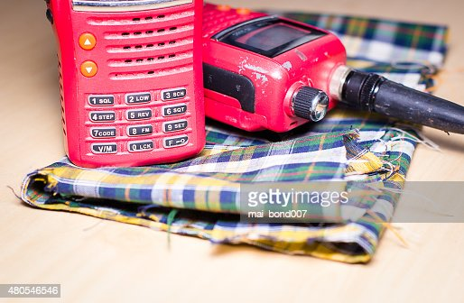 Tools is communication : Stock Photo