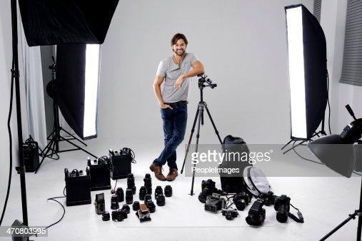 Tools of the photographers trade