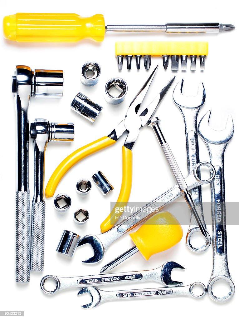 Tools : Stock Photo