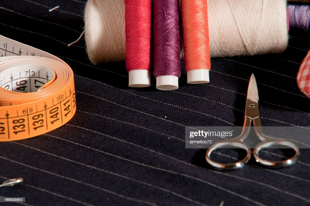 tools tailor : Stock Photo