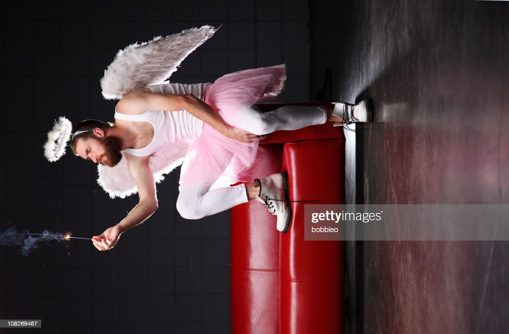 Tooth Fairy: contemplating a sparkler