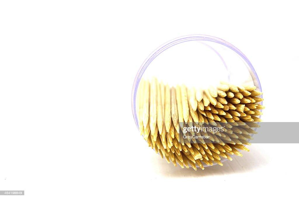 Toothpicks : Stock Photo
