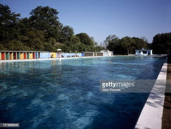 Tooting Bec Lido Stock Photos And Pictures Getty Images