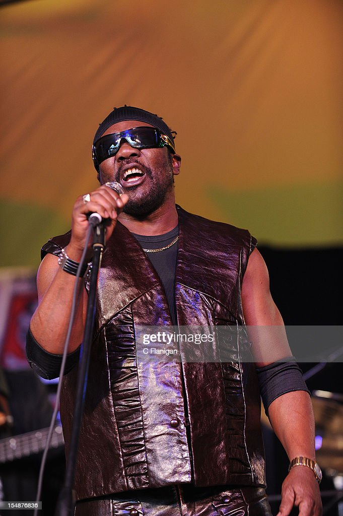 Toots Hibbert of Toots and The Maytals performs during the 2012 Voodoo Experience at City Park on October 27, 2012 in New Orleans, Louisiana.