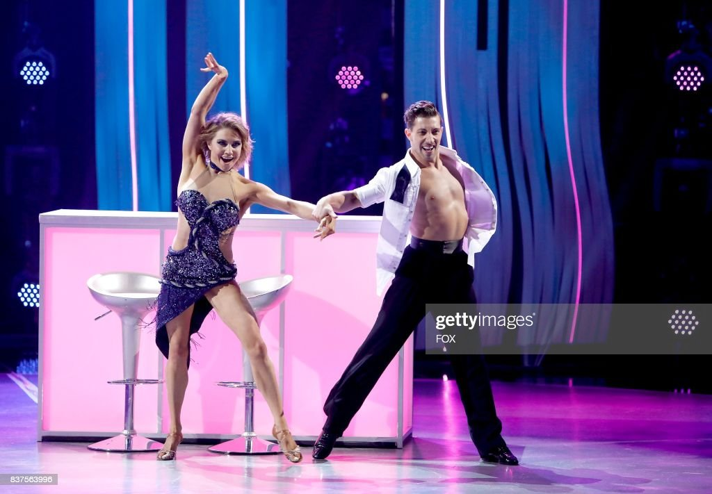 Top 10 contestant Kiki Nyemchek and all-star Jenna Johnson perform a Ballroom/Cha Cha routine to 'Theres Nothing Holdin Me Back' choreographed by Dmitry Chaplin on SO YOU THINK YOU CAN DANCE airing Monday, August 7 (8:00-10:00 PM ET live/PT tape-delayed) on FOX.