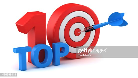 Top 10 : Stock Photo