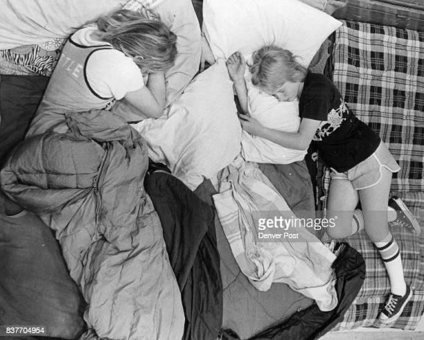 Top Ann Tillquist Bottom Jim Kadlecek rest up Credit Denver Post