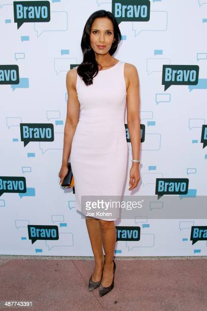 Top Chef host Padma Lakshmi attends A Night With 'Top Chef' at Leonard H Goldenson Theatre on May 1 2014 in North Hollywood California