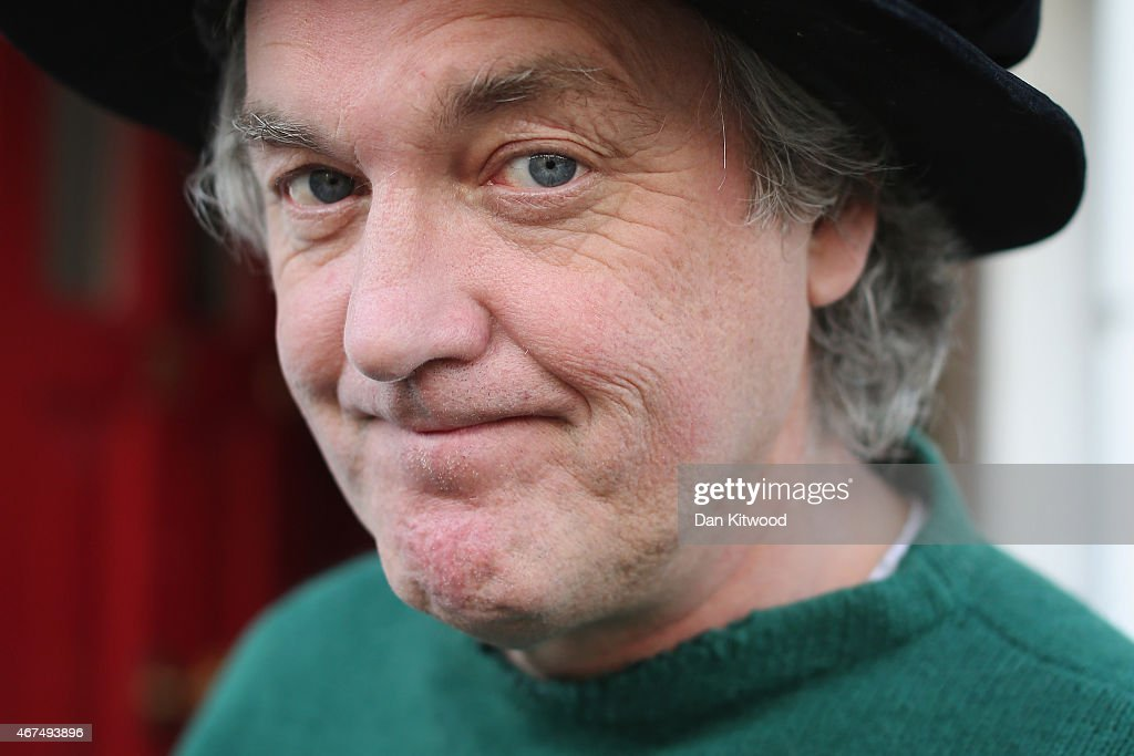 Top Gear presenter <a gi-track='captionPersonalityLinkClicked' href=/galleries/search?phrase=James+May&family=editorial&specificpeople=2709599 ng-click='$event.stopPropagation()'>James May</a> poses for a photograph outside his home on March 25, 2015 in Hammersmith, London, England. Mr May is currently awaiting news on the future of the BBC programme Top Gear. His co-presenter, Jeremy Clarkson, today heard the news that his contract would not be renewed with the BBC after he was involved in what was described as a 'fracas' with a producer on the show.