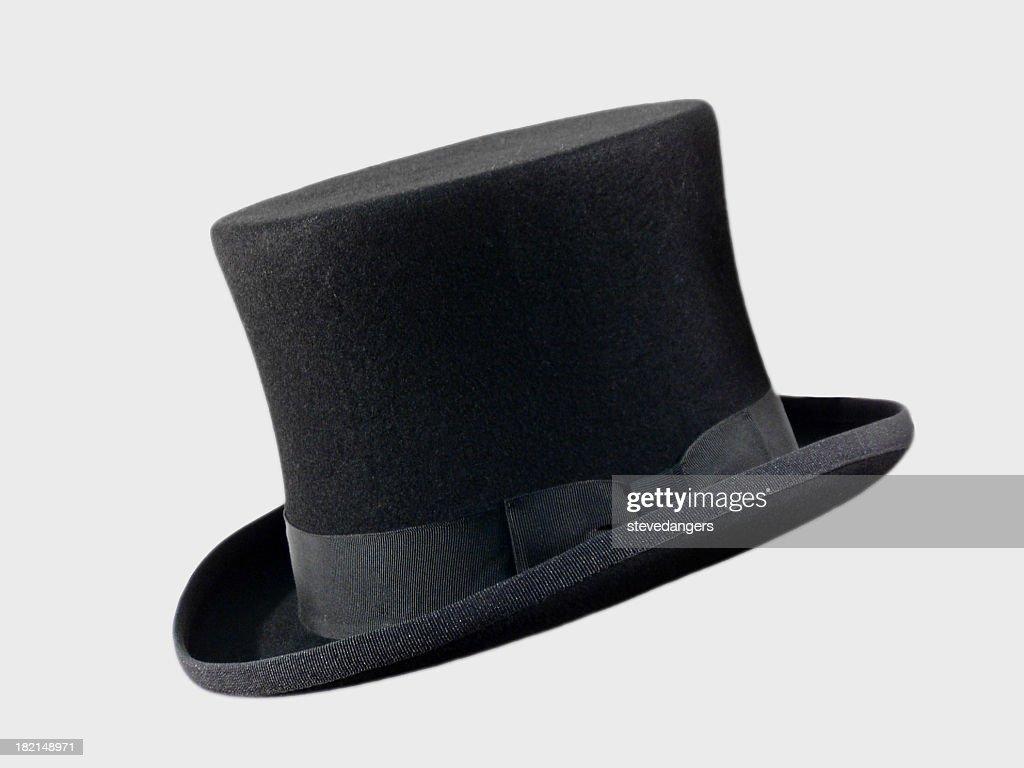 Cappello a cilindro : Foto stock