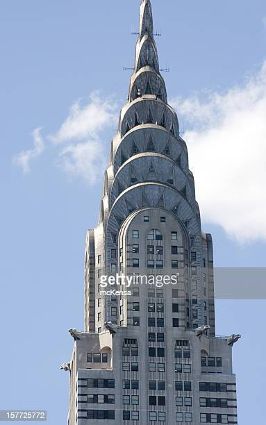 Top of Chrysler Building, Nueva York