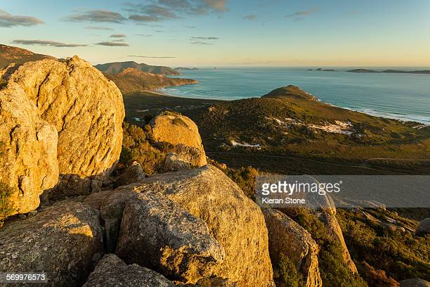 Top of Mount Bishop
