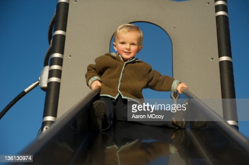top of the slide : Stock Photo