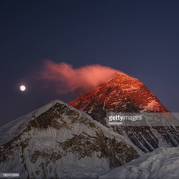 Mount Everest is the world's highest mountain and probably the most congested with as many as 50 people or more reaching the summit on a single day. However, the foot traffic and extreme altitude make it a dangerous climb.