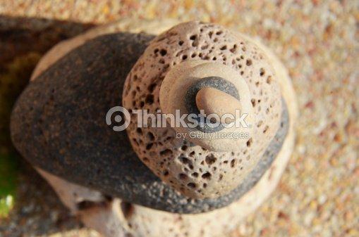 Top Stone : Stock Photo