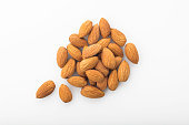 The almond is a species of tree native to the Middle East, the Indian subcontinent and North Africa. Almond is also the name of the edible and widely cultivated seed of this tree