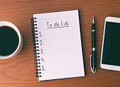 To Do List, Coffee - Drink, Desk, Smart Phone, Mobile Phone