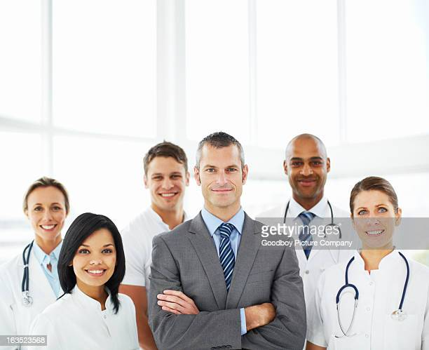 Erstklassige medizinische Versorgung