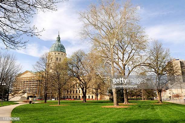 Topeka Kansas State Capitol