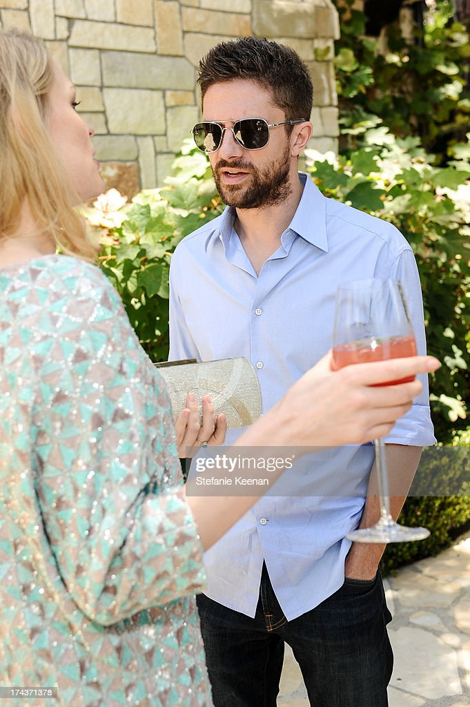 <a gi-track='captionPersonalityLinkClicked' href=/galleries/search?phrase=Topher+Grace&family=editorial&specificpeople=203130 ng-click='$event.stopPropagation()'>Topher Grace</a> attends Lorena Sarbu Resort 2014 Luncheon on July 24, 2013 in Beverly Hills, California.