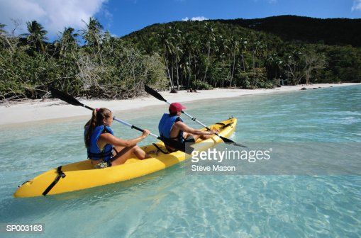 Topical Kayaking