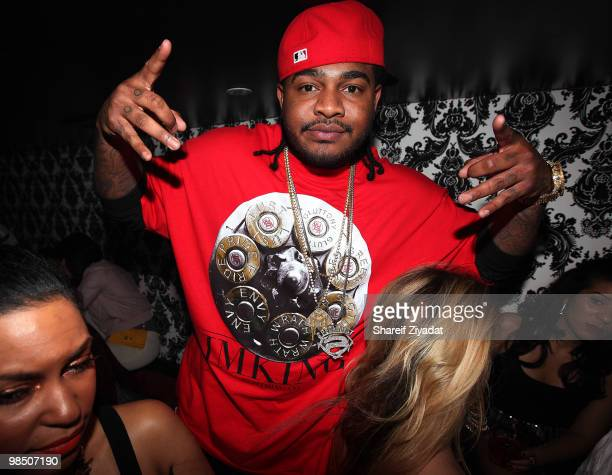 Torch visits M2 Ultra Lounge on April 16 2010 in New York City