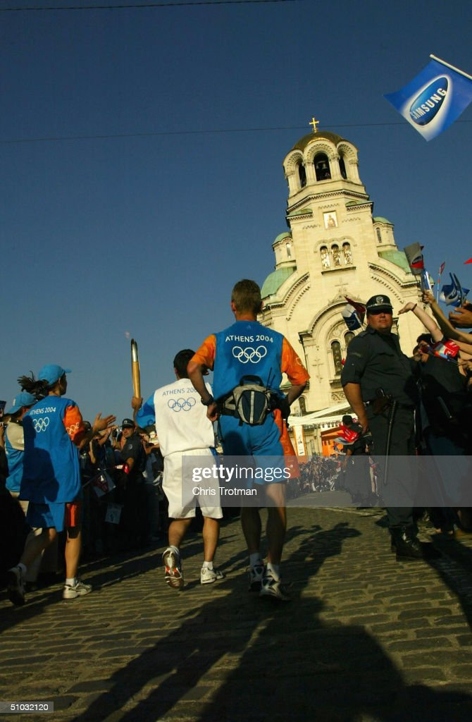 Olympic Torch Relay, Sofia