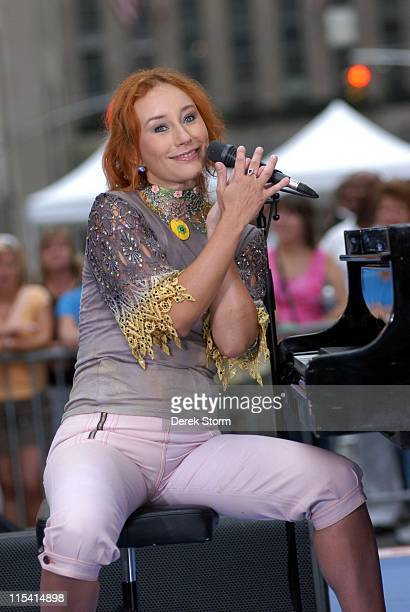 Tori Amos Stock Photos and Pictures