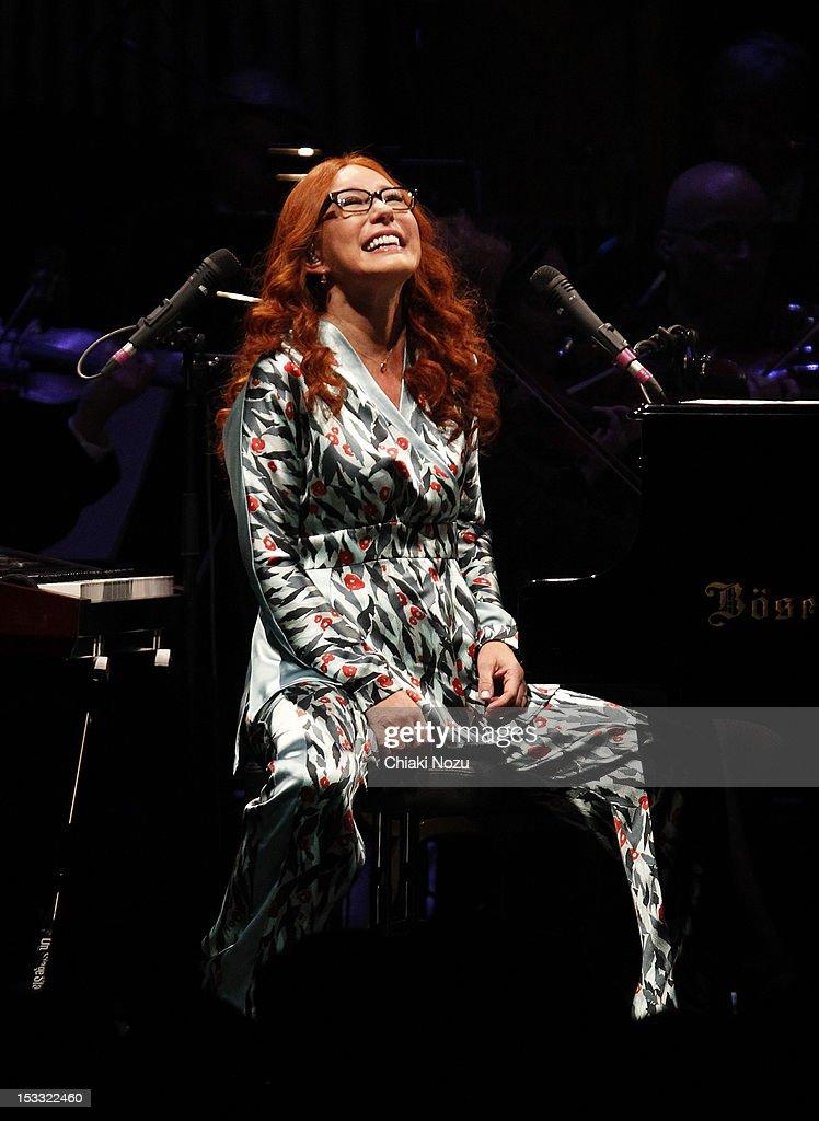 Tori Amos Performs At The Royal Albert Hall