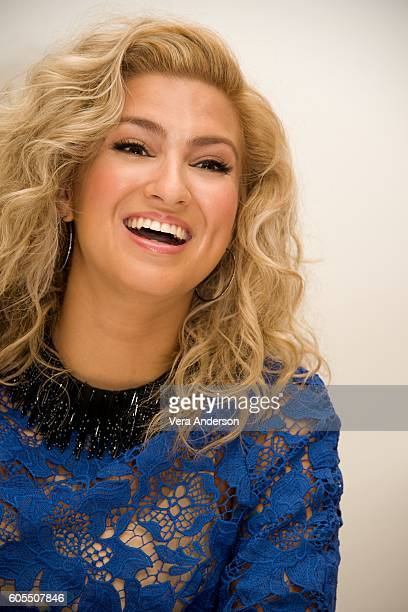 Tori Kelly at the 'Sing' Press Conference at the Fairmont Hotel on September 12 2016 in Toronto Canada