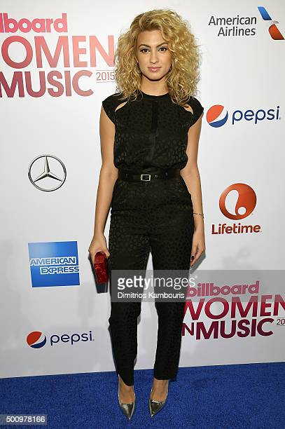 Tori Kelly attends Billboard's 10th Annual Women In Music at Cipriani 42nd Street on December 11 2015 in New York City