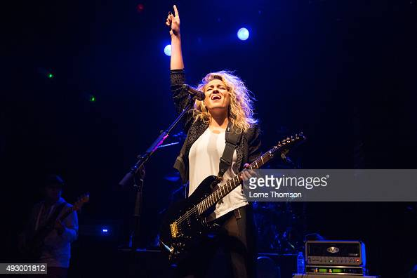 Tori Kelly performs at KOKO on October 16 2015 in London England