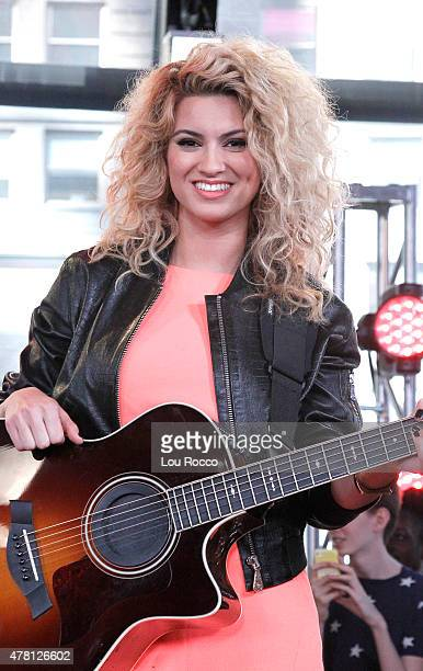 AMERICA Tori Kelly performs live on 'Good Morning America' 6/22/15 airing on the ABC Television Network