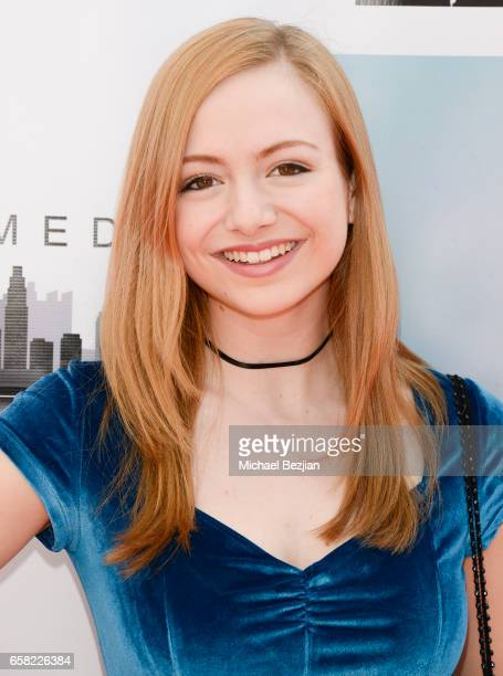 Tori Kostic arrives at Teen Recording Artist Mahkenna's Sweet 16/Expect2Win Extravaganza at ANC Productions on March 26 2017 in Burbank California