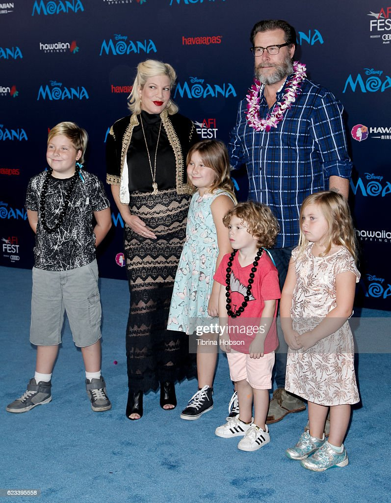 "AFI FEST 2016 Presented By Audi - Premiere Of Disney's ""Moana"" - Red Carpet"