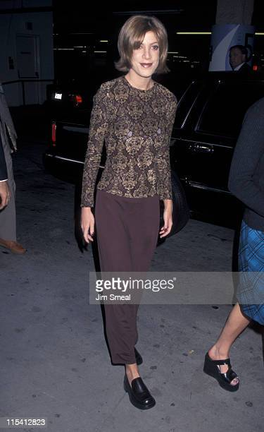 Tori Spelling during Traffic Studio Clothing Store Benefit for the Los Angeles Mission at Beverly Center Shopping Mall in West Hollywood California...