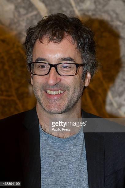 Torino Italy 21st November 2016 Canadian actor and director Don McKellar is juror at Torino Film Festival