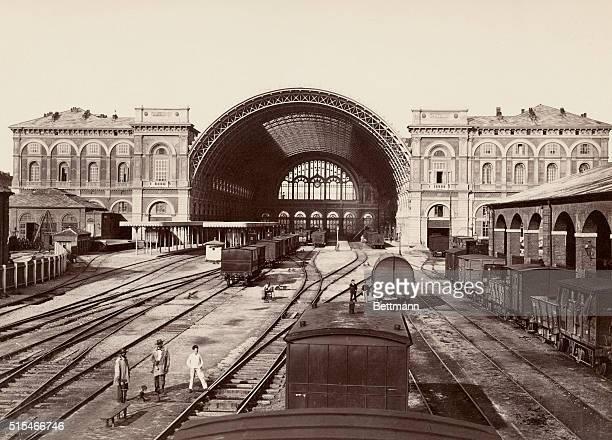 Torino La Stazione Dall'Interno
